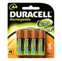 Picture of Duracel Rechargeables AA