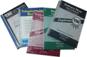 Picture for category Triplicate Carbon Books