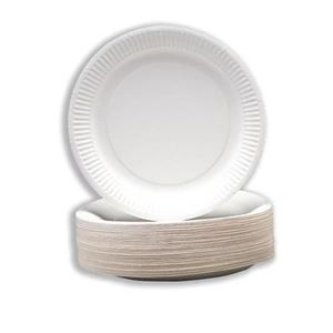 Picture of Paper Plate Small 180mm