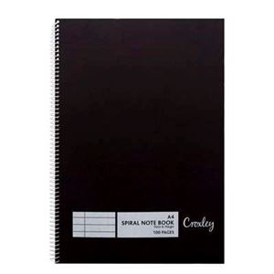 Picture of Croxley Counter Books A4 Wire Bound