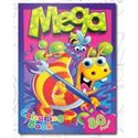 Picture of Mega Colouring Book 80Page