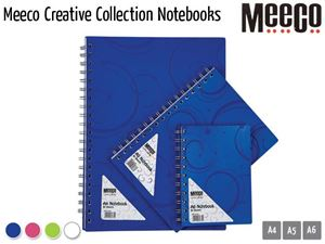 Picture of CREATIVE NOTE BOOK A4