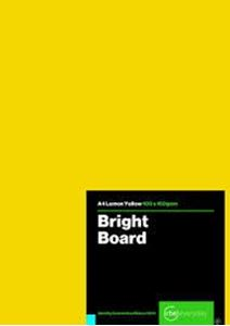 Picture of BRIGHT YELLOW PAPER (100)