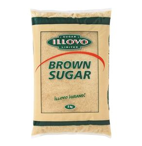 Picture of BROWN SUGAR ILLOVO 2KG