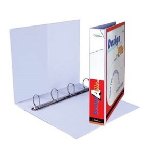 Picture of DESIGN A FILE PVC 4D 40MM BINDER