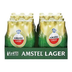 Picture of AMSTEL 330ML NRB BEER CASE