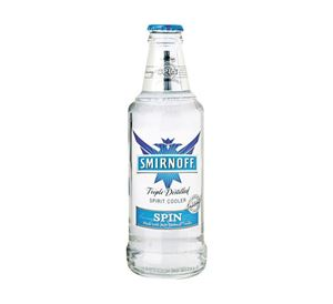 Picture of SMIRNOFF SPIN 24X330ML