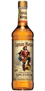 Picture of CAPTAIN MORGAN SPICED GOLD RUM 750ML